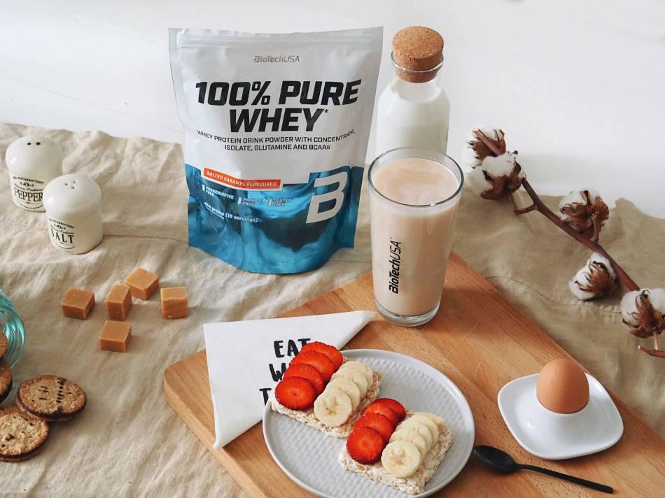Der absolute Sattmacher in deiner Ernährung sind Proteine!