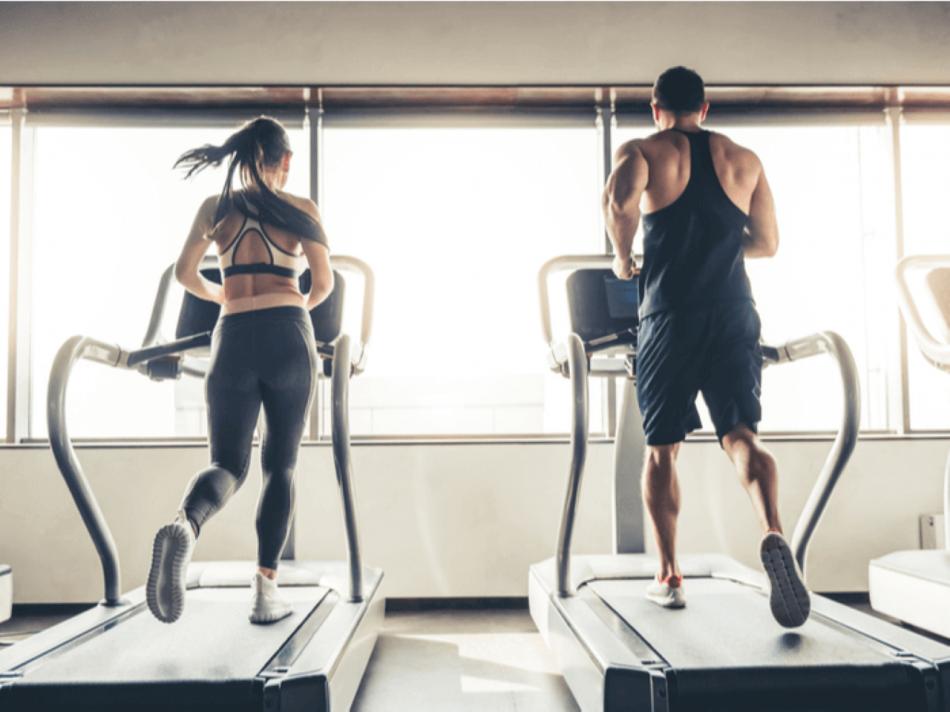 Sie mit regelmäßigem Sport schlechte Essgewohnheiten ausgleichen können.