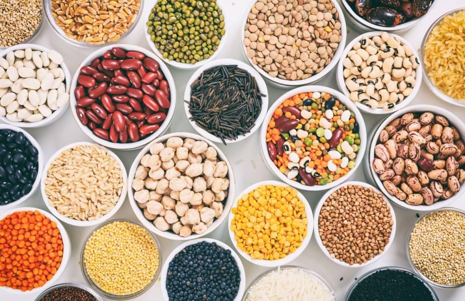 Hülsenfrüchte haben sehr viel Eiweiß und sind dadurch der ideale Sattmacher.