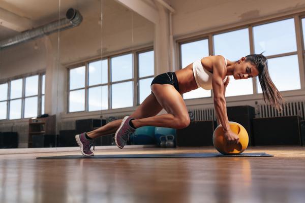 Kraftausdauer: Trainingsplan und Übungen