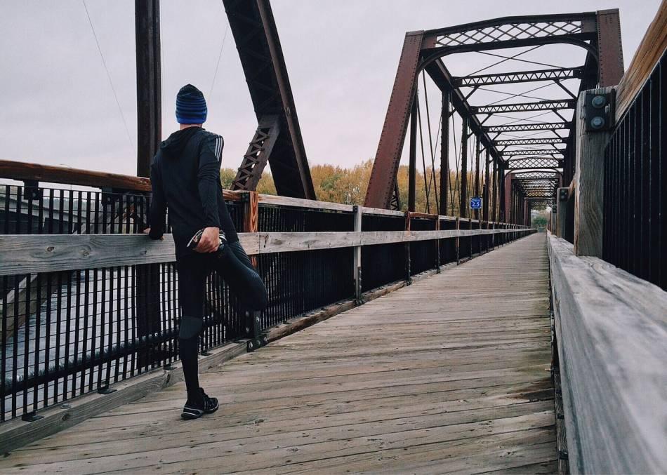Wie geht man verantwortungsvoll laufen oder joggen?