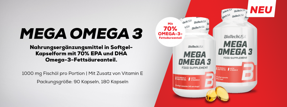 Mega Omega3