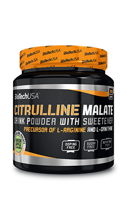 Citrulline Malate Powder Green Apple