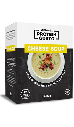 Protein Gusto - Cheese Soup